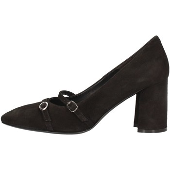 Schuhe Damen Pumps Melluso E5065 BLACK