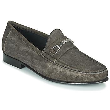 Schuhe Herren Slipper Guess PADOVA Schwarz