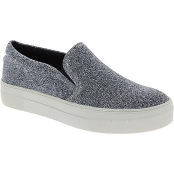 Schuhe Damen Slip on Steve Madden 91000718 09008 14001 argento