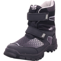 Schuhe Kinder Stiefel Lico Balto V schwarz/grau