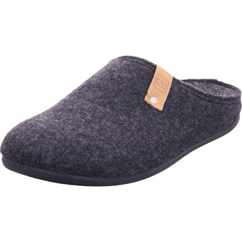 Schuhe Herren Pantoffel Cima - 6780-0081 grau