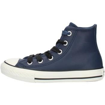 Schuhe Jungen Sneaker High Converse 662809C blau