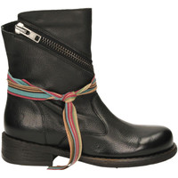 Schuhe Damen Low Boots Felmini TARGOFF 18 black