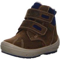 Schuhe Jungen Babyschuhe Superfit Klettstiefel 5-06308-30 braun