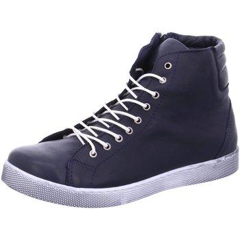 Schuhe Damen Stiefel Andrea Conti Stiefeletten 347843 blau
