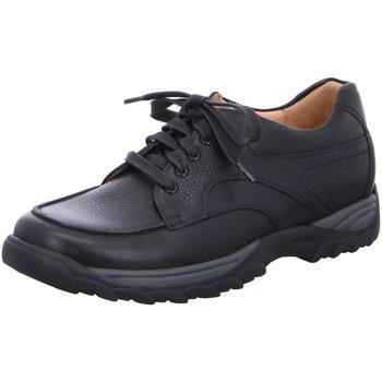 Schuhe Herren Derby-Schuhe & Richelieu Ganter Schnuerschuhe Schnürer HENRY 256521-0100 schwarz