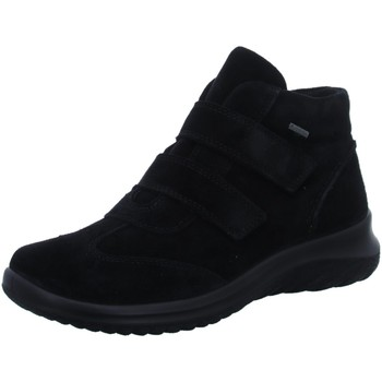 Schuhe Damen Stiefel Legero Stiefeletten Da Boot LK \ SOFTBOOT 4.0 5-09575-00 schwarz