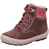 Schuhe Mädchen Babyschuhe Superfit Schnuerstiefel stiefletten LK \ GROOVY 5-06309-90 rosa