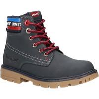Schuhe Kinder Boots Levi's VFOR0020S FORREST Azul