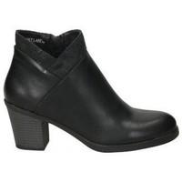 Schuhe Damen Low Boots Deity YSY16573-ME Noir