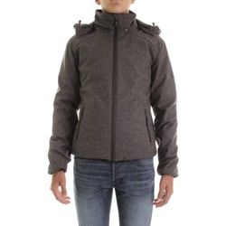 Kleidung Herren Jacken Yes Zee J834-L700 anthrazit