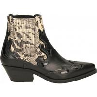 Schuhe Damen Low Boots Janet&Janet AMANDA/INGRID/MARGOT nero-roccia
