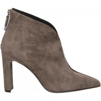 Schuhe Damen Ankle Boots Bruno Premi  nebbia-nero