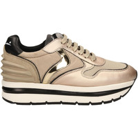 Schuhe Damen Sneaker Low Voile Blanche MAY POWER beige-platino