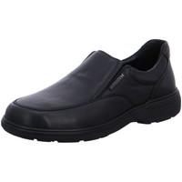 Schuhe Herren Slipper Mephisto Slipper 3326-P5124369 DAVY RIKO BLACK schwarz