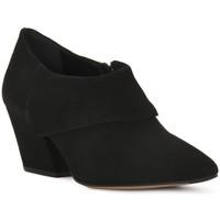 Schuhe Damen Ankle Boots Priv Lab GIROFORMA NERO Nero