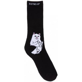 Unterwäsche Herren Socken & Strümpfe Ripndip Lord nermal socks Schwarz