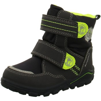 Schuhe Jungen Babyschuhe Lurchi By Salamander Klettstiefel Kev Schneeboot 33-33008-49 blau