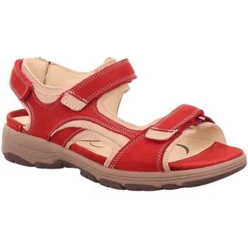 Schuhe Damen Sandalen / Sandaletten Waldläufer Sandaletten Herki 361002768/988 988 rot