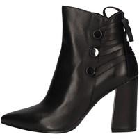 Schuhe Damen Ankle Boots Adele Dezotti AX1803 BLACK