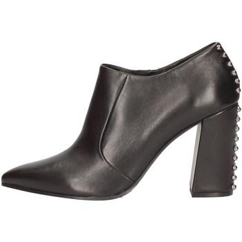 Schuhe Damen Ankle Boots Adele Dezotti AX1701 BLACK