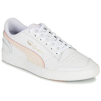 Schuhe Damen Sneaker Low Puma RALPH SAMPSON Weiss / Rose