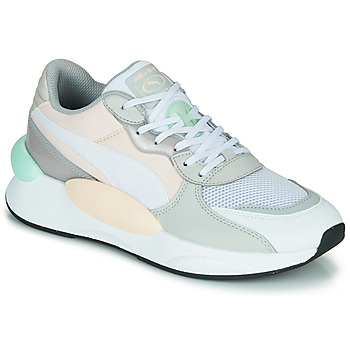 Schuhe Damen Sneaker Low Puma RS 9.8 MERMAID Weiss / Rose