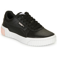 Schuhe Mädchen Sneaker Low Puma CALI Schwarz