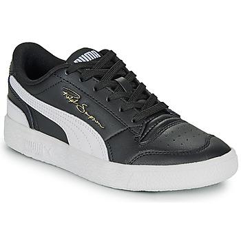 Schuhe Kinder Sneaker Low Puma RALPH SAMPSON Schwarz