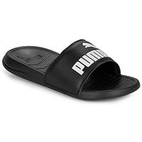 Schuhe Sportliche Sandalen Puma POPCAT Schwarz