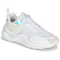 Schuhe Damen Sneaker Low Puma RISE Glow Weiss