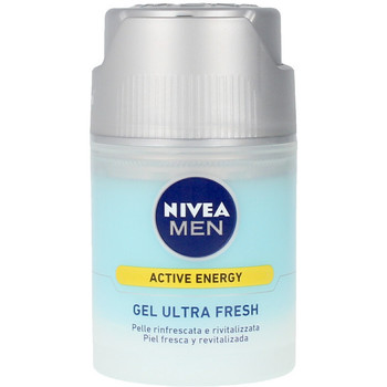 Beauty Herren pflegende Körperlotion Nivea Men Skin Active Energy Gel Facial Revitalizante  50 ml