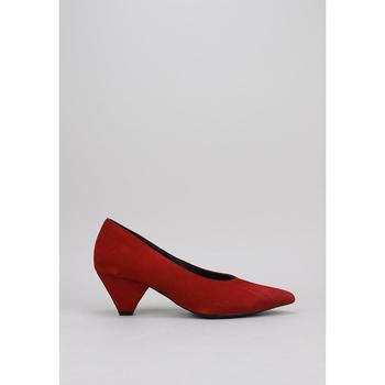 Schuhe Damen Pumps Krack MARGARITTE Rot