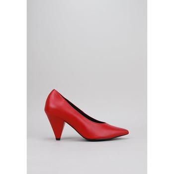Schuhe Damen Pumps Krack LISSA Rot