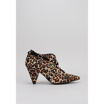 Schuhe Damen Leinen-Pantoletten mit gefloch Krack MEIL Multicolor