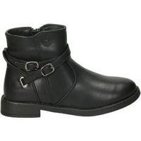 Schuhe Kinder Boots Chika 10 CUBILETE 04 Noir