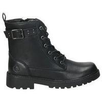 Schuhe Kinder Boots Chika 10 DADO 01 Noir