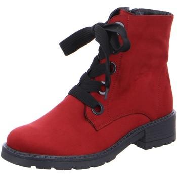 Schuhe Damen Stiefel Ara Stiefeletten DOVER 12-63103-65 rot