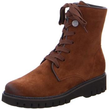 Schuhe Damen Stiefel Ara Stiefeletten 12-16430-65 braun