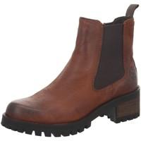 Schuhe Damen Stiefel Idana Stiefeletten 253838-000456 braun