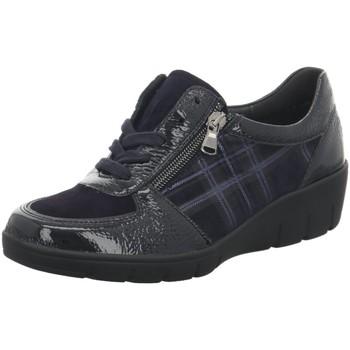Schuhe Damen Derby-Schuhe & Richelieu Semler Schnuerschuhe K-L/KILT/S-CH/S-N. J7085503/809 blau