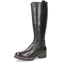 Schuhe Damen Stiefel Caprice Stiefel 30mm Abs. Reiterstiefel 9-9-25610-23 022 schwarz