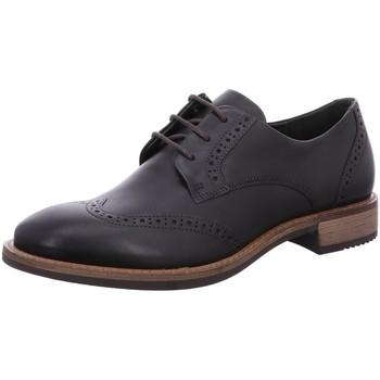 Schuhe Damen Derby-Schuhe & Richelieu Ecco Schnuerschuhe SARTORELLE 25 TAILORED 266363/01345 grün