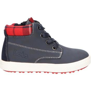 Schuhe Kinder Sneaker High Lois 46060 Azul