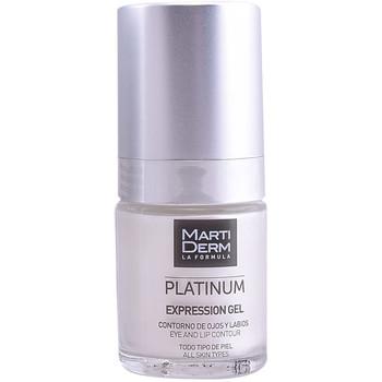 Martiderm  Anti-Aging & Anti-Falten Produkte Platinum Expression Eyes   Lips Contour Gel