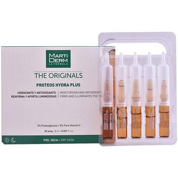 Beauty Anti-Aging & Anti-Falten Produkte Martiderm The Originals Proteos Hydra Plus Ampoules  30 x 2 ml