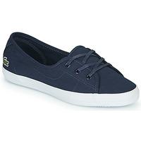 Schuhe Damen Sneaker Low Lacoste ZIANE CHUNKY BL 2 CFA Marine