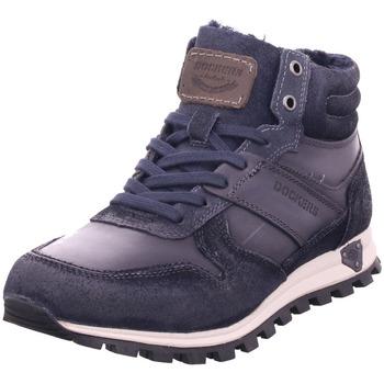 Schuhe Herren Stiefel Dockers - 41JF105-208 blau