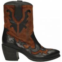 Schuhe Damen Klassische Stiefel Now TOLEDO nero