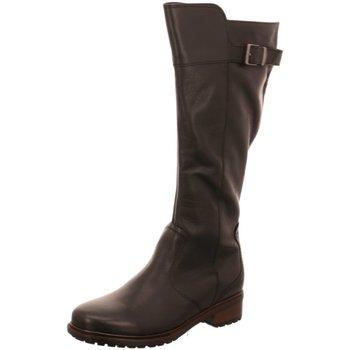 Schuhe Damen Stiefel Ara Stiefel gaucho soft 12-48809-71 schwarz